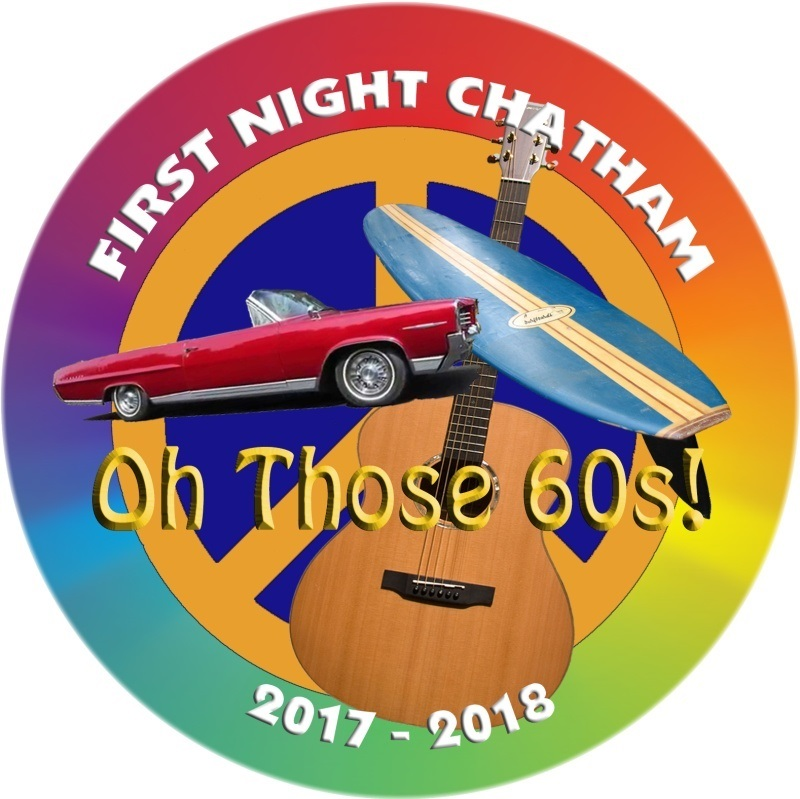 First Night Chatham 2018 Button