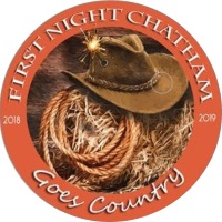 First Night Chatham 2019 Button